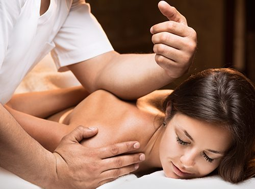 Deep Tissue & Therapeutic Massage